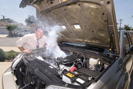 What To Do If Your Vehicle Overheats - Car Care Tips | Auto