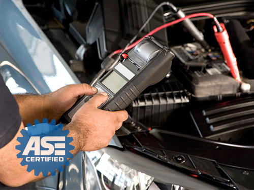 Batteries and Electrical Services - Auto Lab Complete Car Care Centers - battery