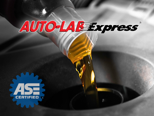 Automotive Services Offered - Auto Lab Complete Car Care - oilchange2