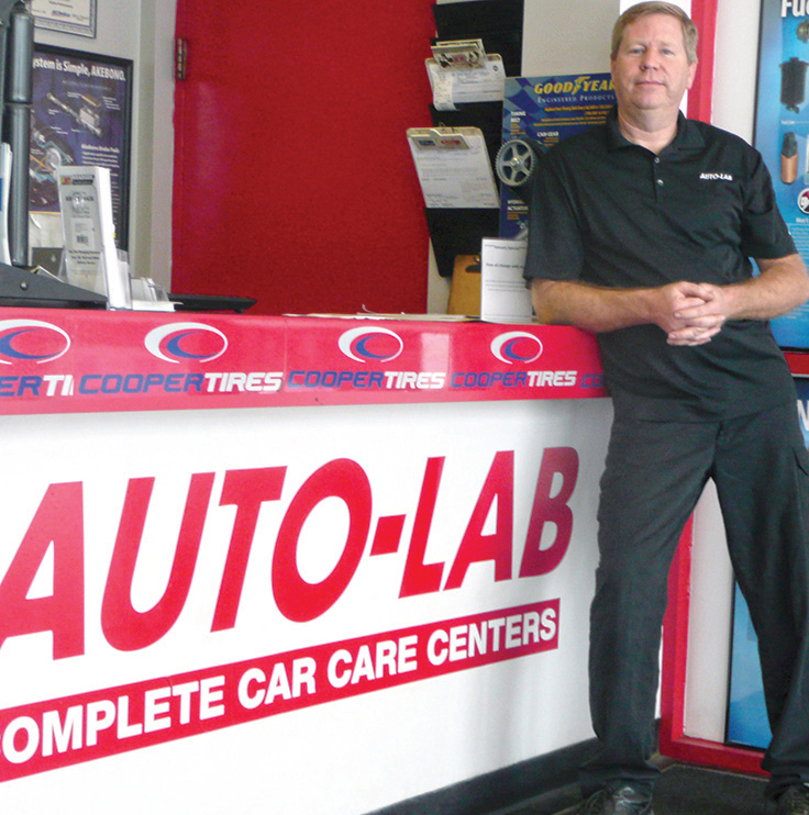 When Your Car Needs Repair Stop in at Auto-Lab Car Care - Media Relations Auto Lab Complete Car Care - Auto-Lab_Troy_Image