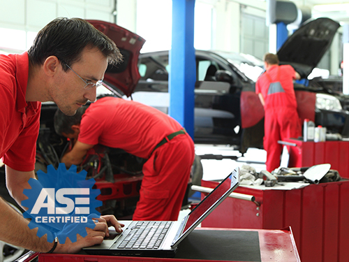 Automotive Services Offered - Auto Lab Complete Car Care - about
