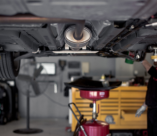 Exhaust System Repair and Replacement - Muffler Repair | Auto-Lab - content-new-exhaust